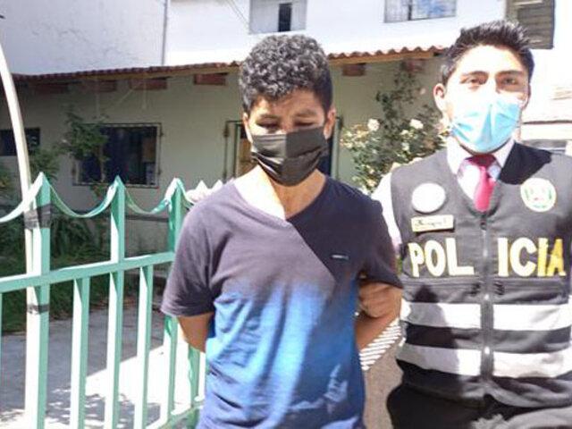 Huancayo: madre enfrenta y golpea a sujeto que habría intentado ultrajar a su hija de tres años