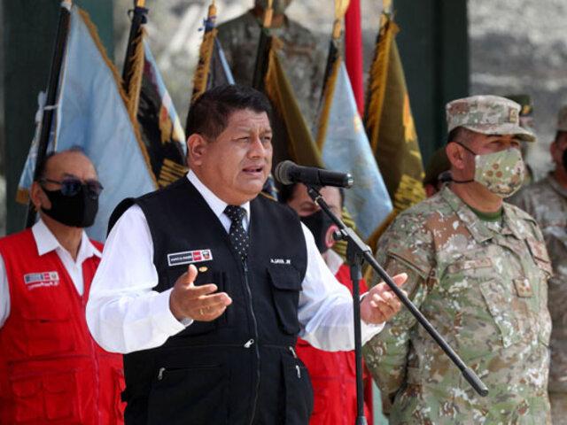 Ministro Ayala sobre Voto de Confianza: Debe primar los intereses del país y no los de un sector político