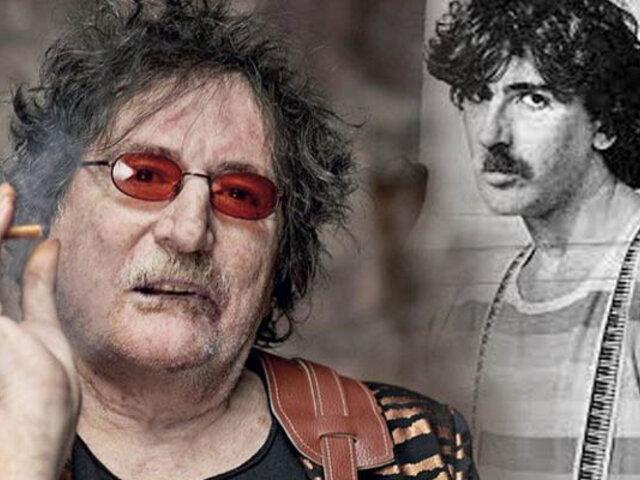 Los 70 años de Charly García: Siete décadas de música y escándalos