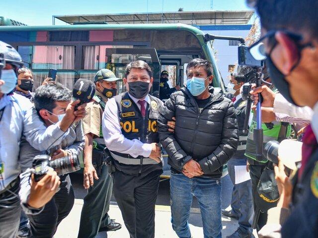 Abogado de gobernador regional de Arequipa presentó apelación contra detención preliminar