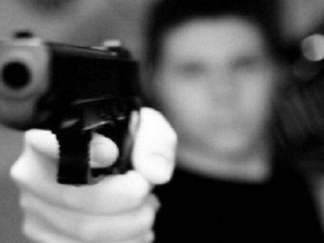 El Agustino: joven ambulante fue baleado por resistirse al robo de su mercadería y celular