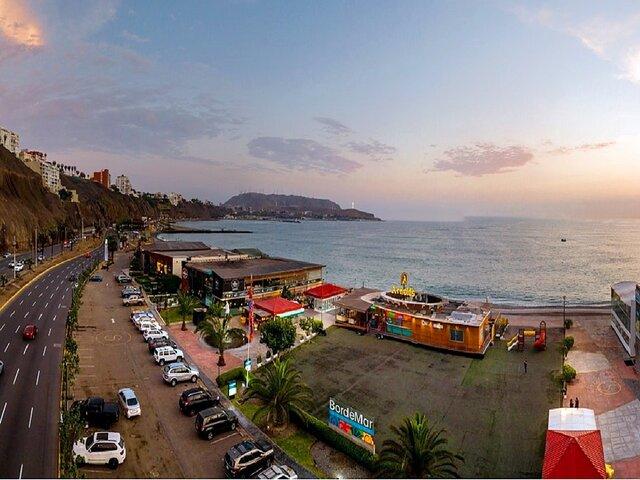 Barranco: vecinos y propietarios de restaurantes protestan contra alcalde por clausura de boulevard