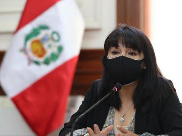 Las Bambas: Mirtha Vásquez visitará Cotabambas este miércoles 27 por conflicto minero