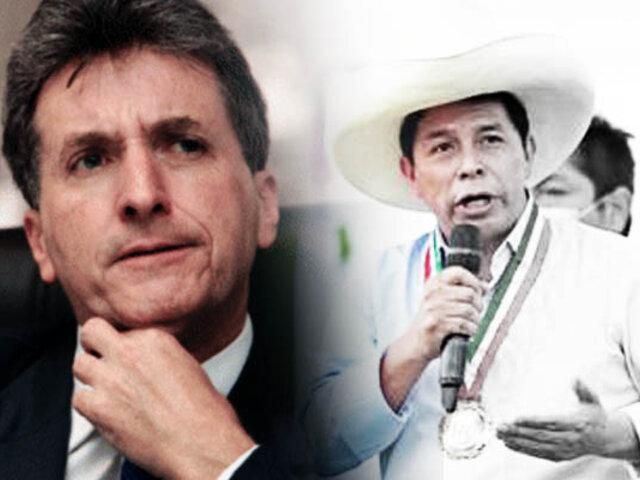 """Pablo de la Flor sobre Camisea: """"Con afirmaciones de Castillo la inversión privada va seguir cayendo"""""""