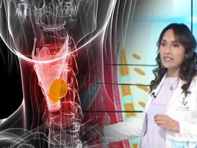Sepa cómo detectar si padece de problemas en la laringe