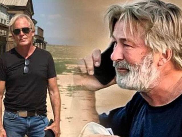Alec Baldwin: Asistente de dirección es sindicado como responsable de muerte durante filmación