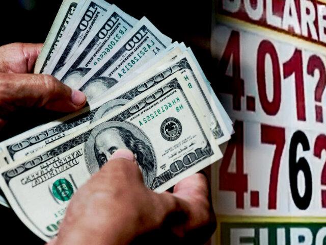 Dólar se dispara tras comunicado del presidente para estatizar gas de Camisea