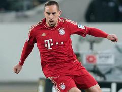 """Franck Ribéry: """"hubo mucha política en la elección del Balón de Oro"""""""