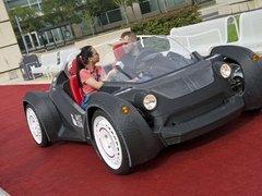 Strati : el auto fabricado con una impresora 3D