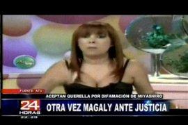 Magaly Medina en sus líos judiciales y Mariella Zanetti en guerra con Farid Ode