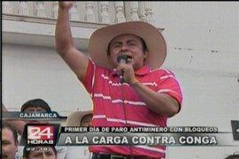 Santos tras entrega de peritaje: La decisión está en manos de presidente Humala