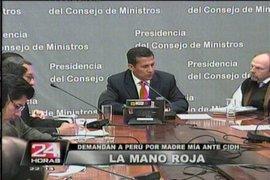 Ollanta Humala: Perú es una oportunidad para invertir pero con respeto al medio ambiente