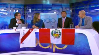 """Carlos Navarro: """"Estamos siendo triunfalistas en exceso, rescato el orden de la selección"""""""